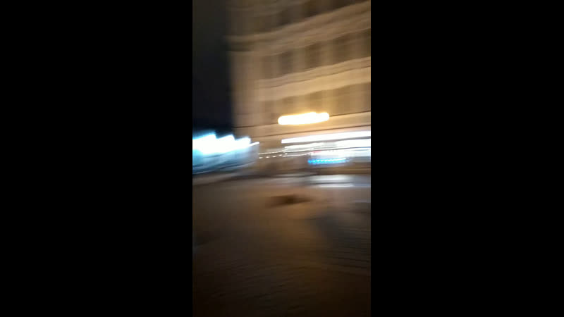 Вечерняя бауманка