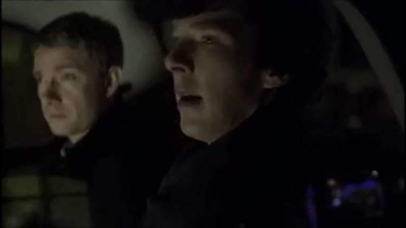 Жизнь Шерлока и Джона Sherlock BBC 2010 2 вариант