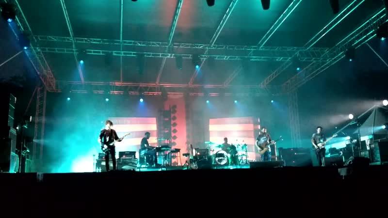 Mogwai Kids Will Be Skeletons Live in Pavia 2018
