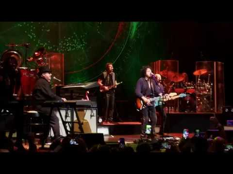 Toto - Africa - Wiltern Theatre - 2019 - David Paich's return to the stage