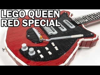 LEGO Queen Brian May's Red Special Guitar