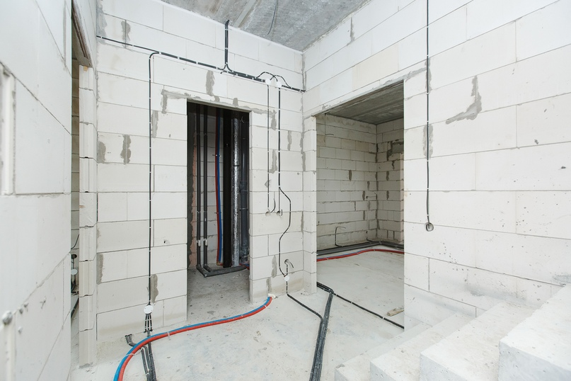 Отчет о ходе строительства ЖК «Биография» май 2020, изображение №7