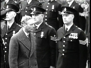 Special - King And Queen At Police College (1951)