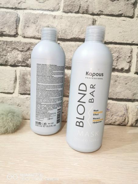 Blond Bar — Шампунь для волос
