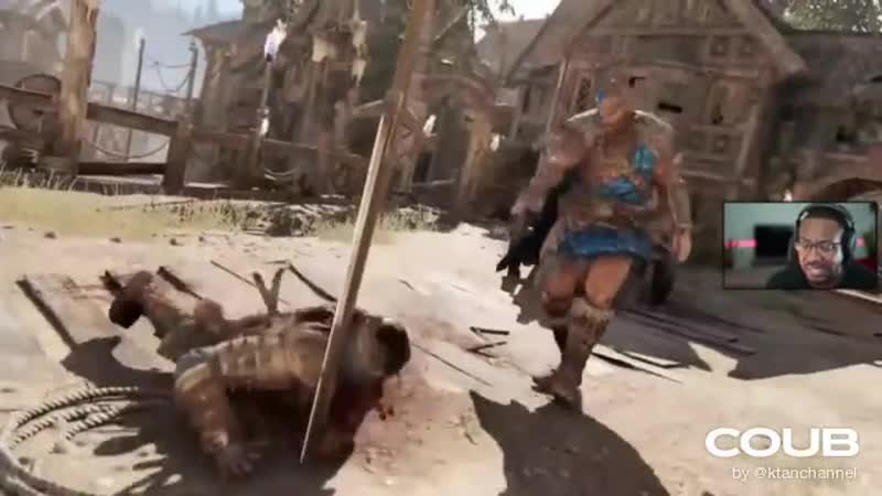 For Honor New Executions Marching Fire Season 8