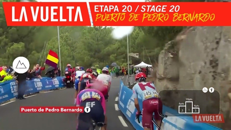 Puerto de Pedro Bernardo - Stage 20 | La Vuelta 19