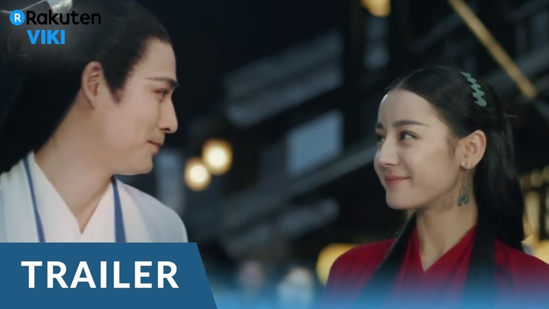 THE FLAME'S DAUGHTER - OFFICIAL TRAILER [Eng Sub] | Zhang Bin Bin, Dilraba Dilmurat, Vic Zhou