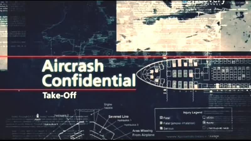 Авиакатастрофы совершенно секретно S02E06 Взлеты и падения