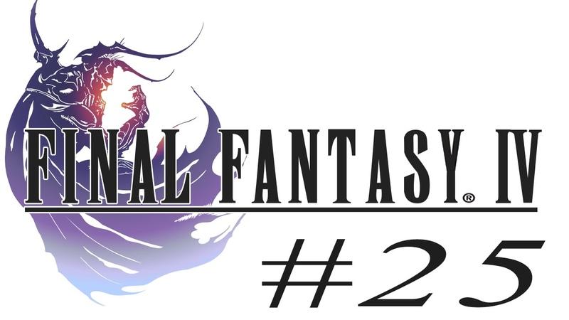 Let's Play Final Fantasy 4 Deutsch 25 Die Maske fällt