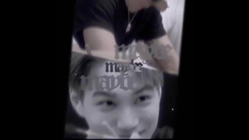 SuperM x EXO vine ▸ Kim Jongin ▸ Kai