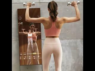 Умное зеркало для домашнего фитнеса