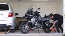 BMW R 1250 GS Dynamoto Multi-directional Motorcycle Stands