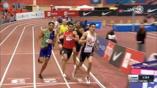 Men's 800m - USATF Indoor Championship 2020