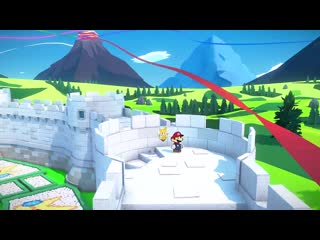 A Closer Look at Paper Mario  The Origami King  Nintendo Switch