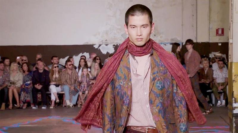 Etro   Spring Summer 2020 Full Show   Menswear