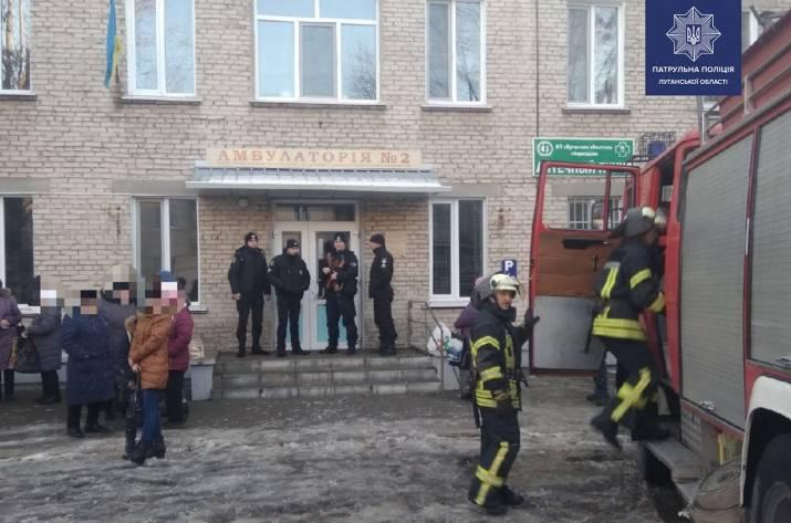 Из больницы в Северодонецке эвакуировали персонал и больных