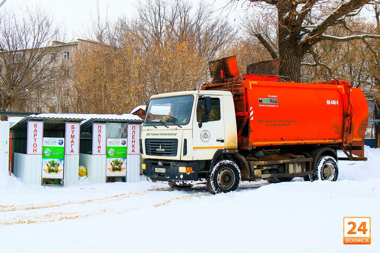 В Марий Эл прокуратура начала проверки законности взимания двойной платы за вывоз мусора