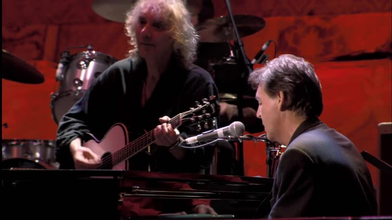 Music video by Paul McCartney, Eric Clapton performing While My Guitar Gently Weeps. (C) 2018 (Taken from Concert For George)