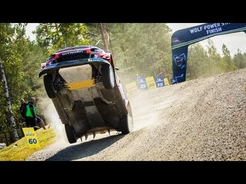 WRC TRIBUTE 2019: Maximum Attack, On the Limit, Crashes Best Moments
