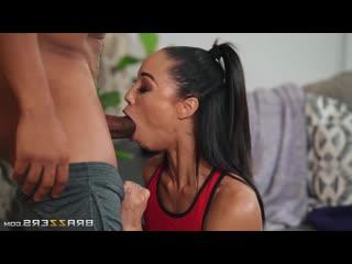 Alexis Tae - Track And Feel Her [Porn, Blowjob, 18+, Teen, Brunette, Mulattos, Natural Tits, Big Cock, Interracial, Licking]