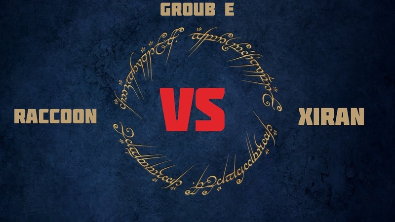Турнир №2 по Властелин Колец Битва за Средиземье 2 RotWK Group E Raccoon VS Xiran