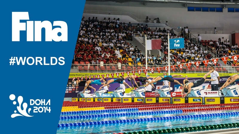 12th FINA World Swimming Championships held in Doha 25m