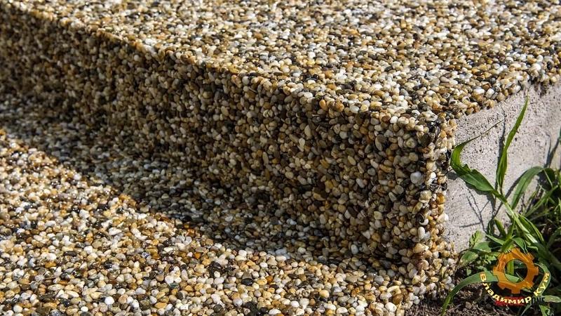 Как делают каменный ковер и ещё 5 удивительных строительных процессов