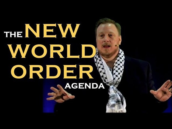 The New World Order the War Industry Jake Morphonios Red Pill Expo