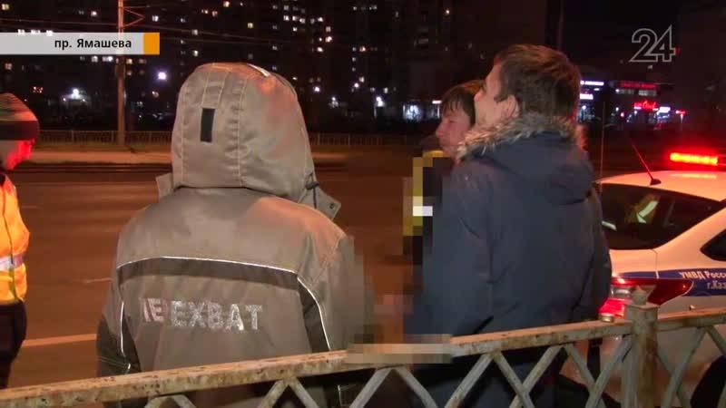 Нетрезвого водителя без прав задержали за рулем каршерингового автомобиля в Казани