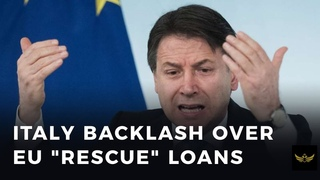 Backlash in Italy over capitulation to EU rescue loans