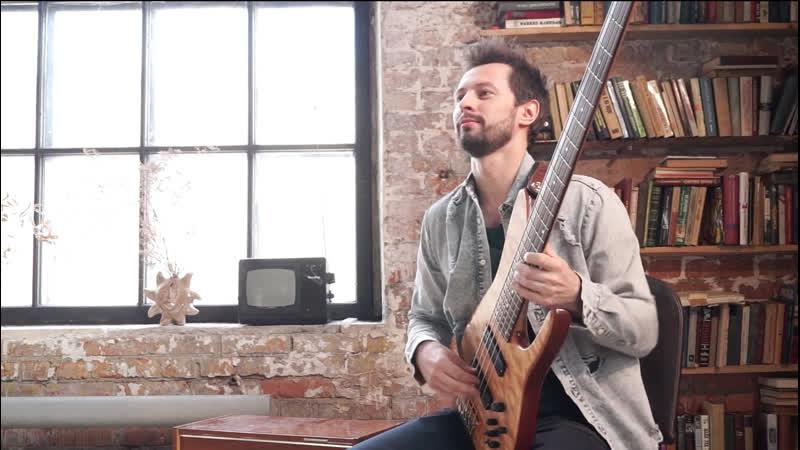 Armando's rhumba (Chick Corea) bass solo Ed Izhakovskiy