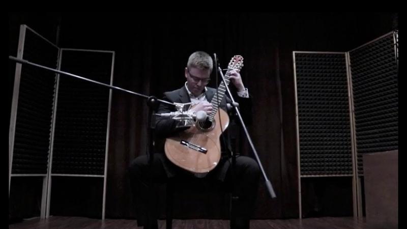 Vladislav Kustov plays J S Bach Partita No 2 BWV 826: I Sinfonia arr. Tristan Manoukian