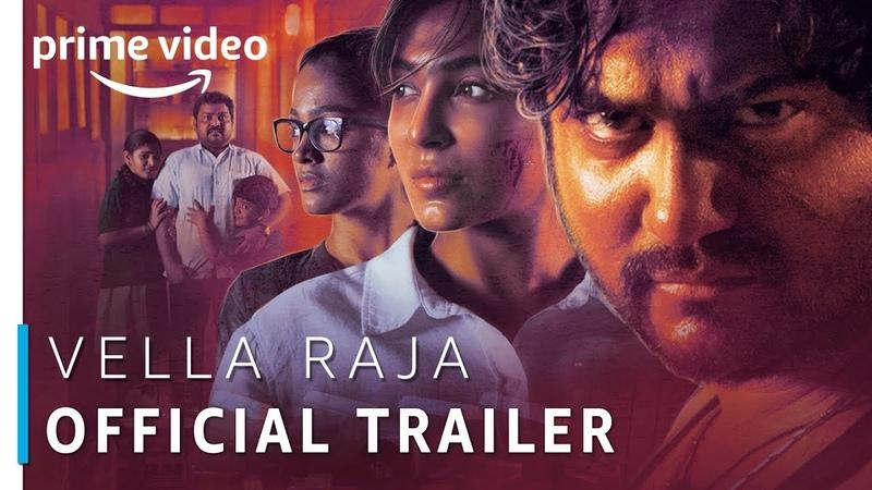 Vella Raja Official Trailer Tamil TV Series Prime Exclusive Amazon Prime Video