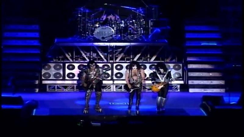 KISS Watchin' You Live in Lima Peru 2009