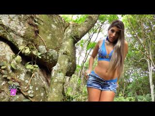 Sexy brazilian brunette steffani prudencio