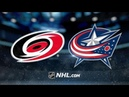 Carolina Hurricanes vs Columbus Blue Jackets | Mar.15, 2019 | Game Highlights | NHL 2018/19 | Обзор