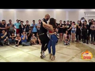 Albir Rojas & Ana - Kizomba Musicality Workshop | Vietnam International Latin Festival 2019