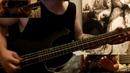 In Flames - Wallflower (Guitar Bass Cover)