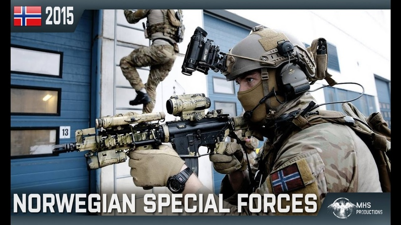 Norwegian Special Forces Prepare for Tomorrow's Threats Today