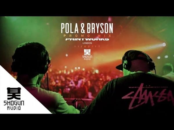 Pola Bryson Printworks Promo Mix
