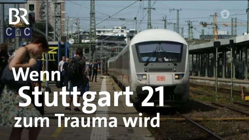 Milliarden-Grab Stuttgart 21: Wenn der Tunnel zur Bedrohung wird | report München | BR