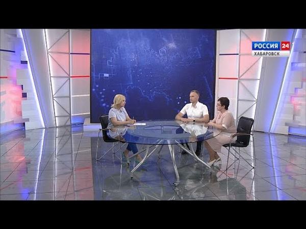 Интервью с Галиной Кононенко и Андреем Белоглазовым
