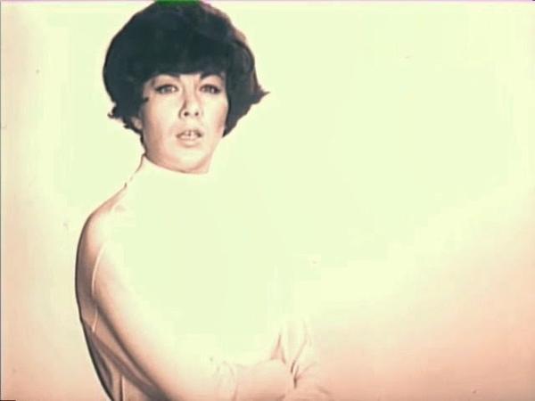 Эдита Пьеха Огромное небо 1968