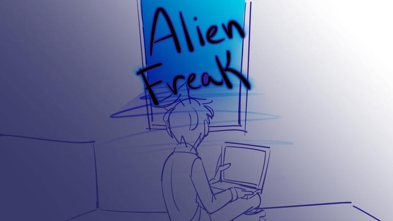 ALIEN FREAK | Invader Zim Animatic