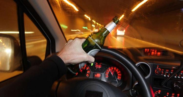 """Ещё одно """"чудо"""" в Бресте. Водитель Ауди выпил 100 грамм и надышал 3,2 промилле"""