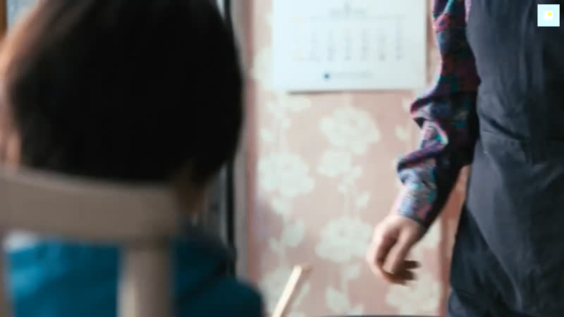"Предебютное видео Вонджина - момент из фильма ""Mom Came Over The Sea"" (2011)"