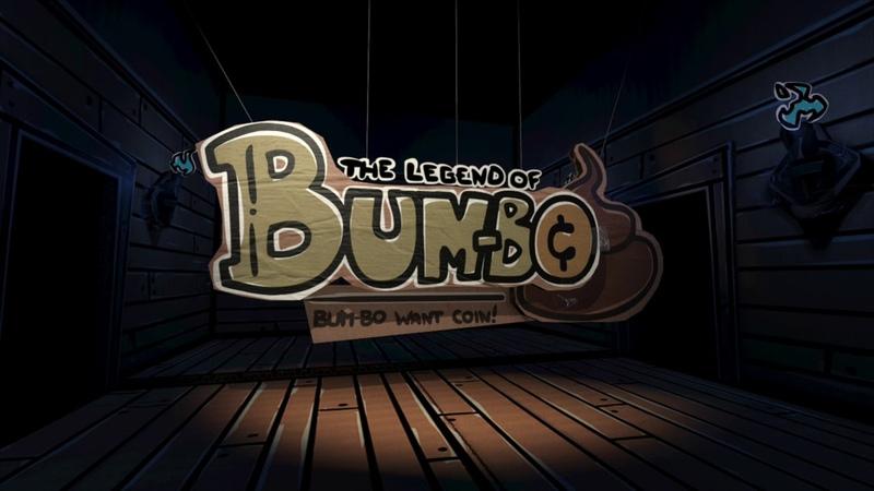 Halls of Belial - The Legend of Bum-Bo OST | Ridiculon