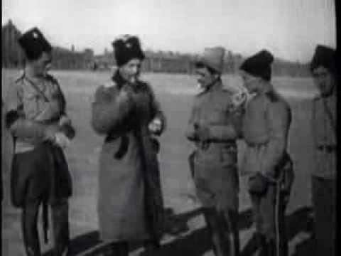 Cossacks Уссурийские казаки атамана Калмыкова И П