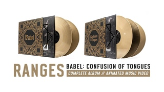 RANGES - 'Babel: Confusion of Tongues' [Full Album Music Video]