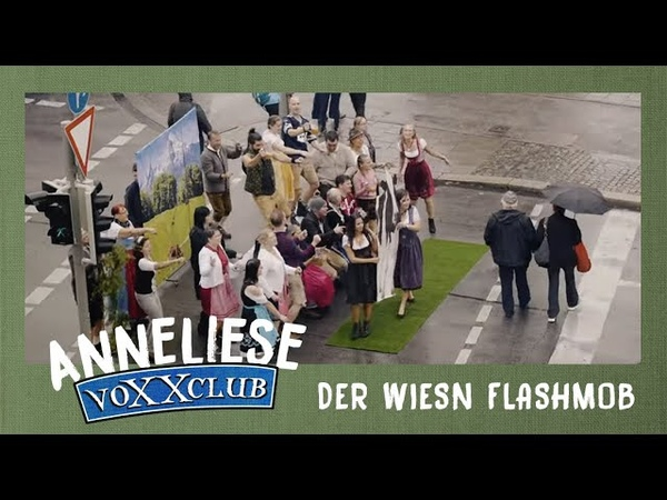 Voxxclub - Anneliese (Oktoberfest Flashmob zum Wiesn Hit 2019)